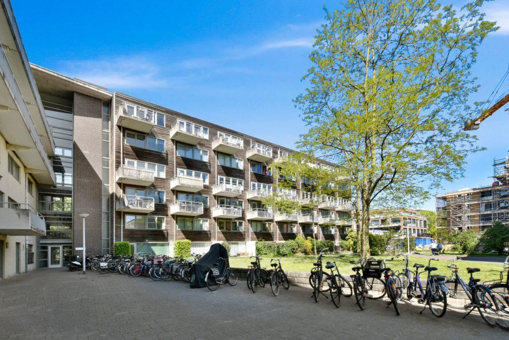 Amsterdam – Johan Jongkindstraat 182 – Foto