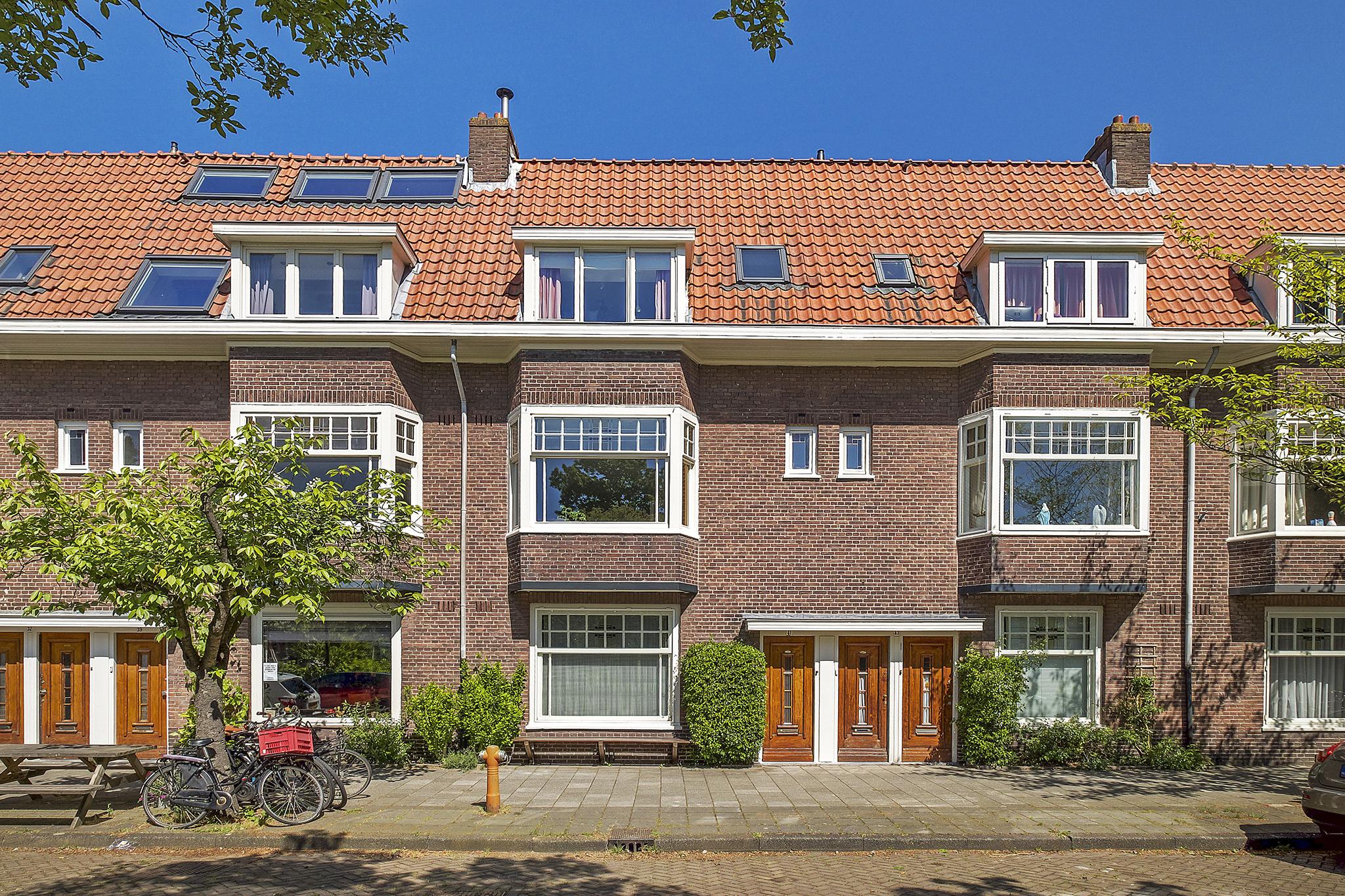 Amsterdam – Mariotteplein 41I – Hoofdfoto