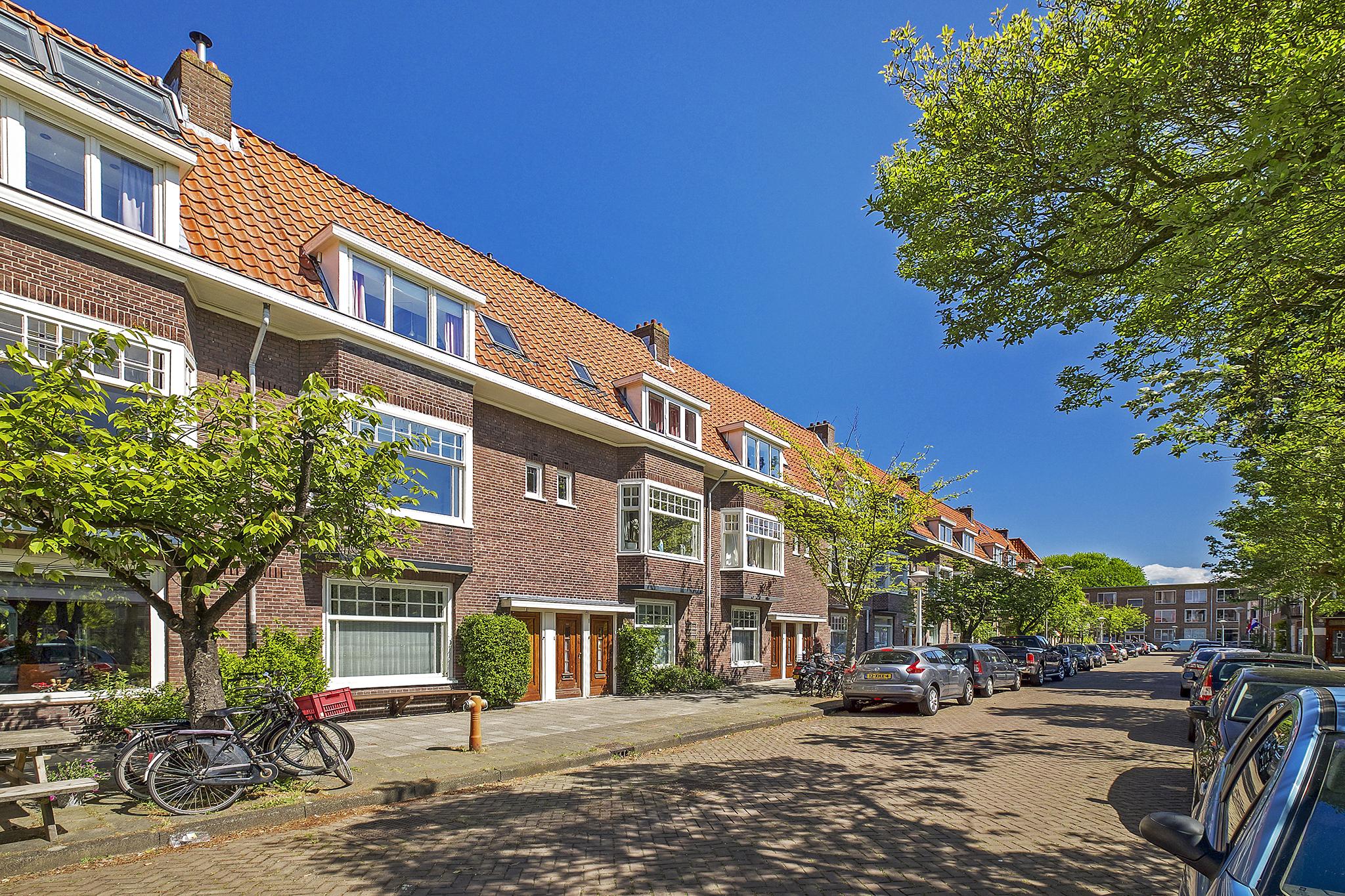 Amsterdam – Mariotteplein 41I – Foto