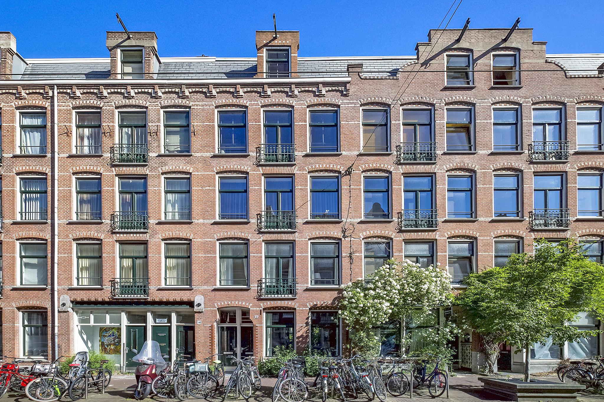 Amsterdam – Joan Melchior Kemperstraat 138H – Foto