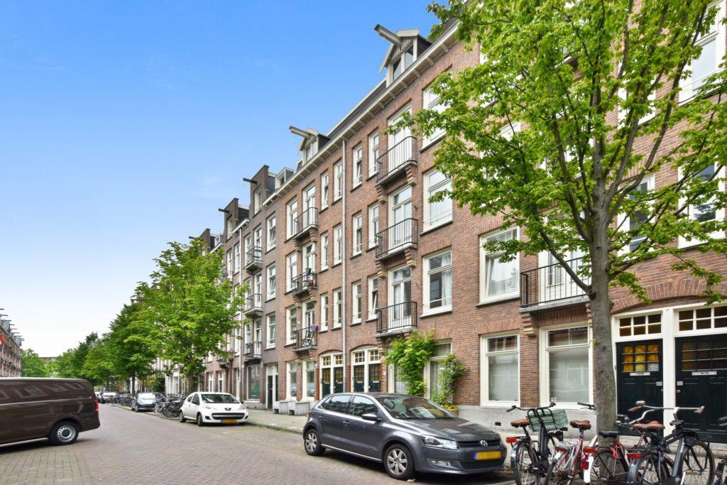 Amsterdam – Sluisstraat 34I – Hoofdfoto