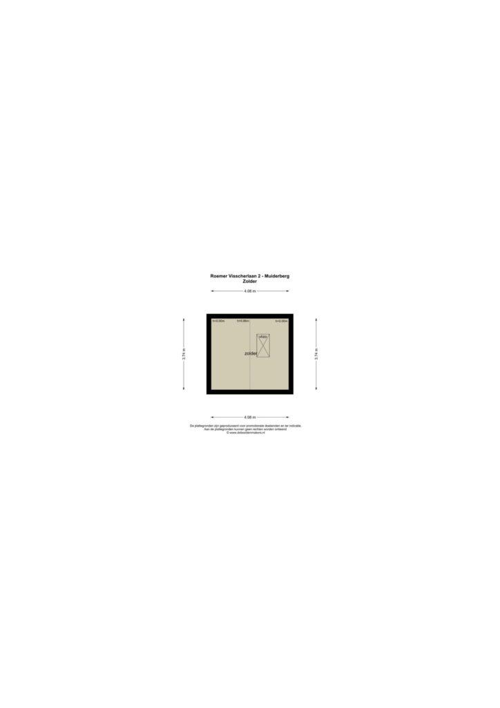 Muiderberg – Roemer Visscherlaan 2 – Foto 51