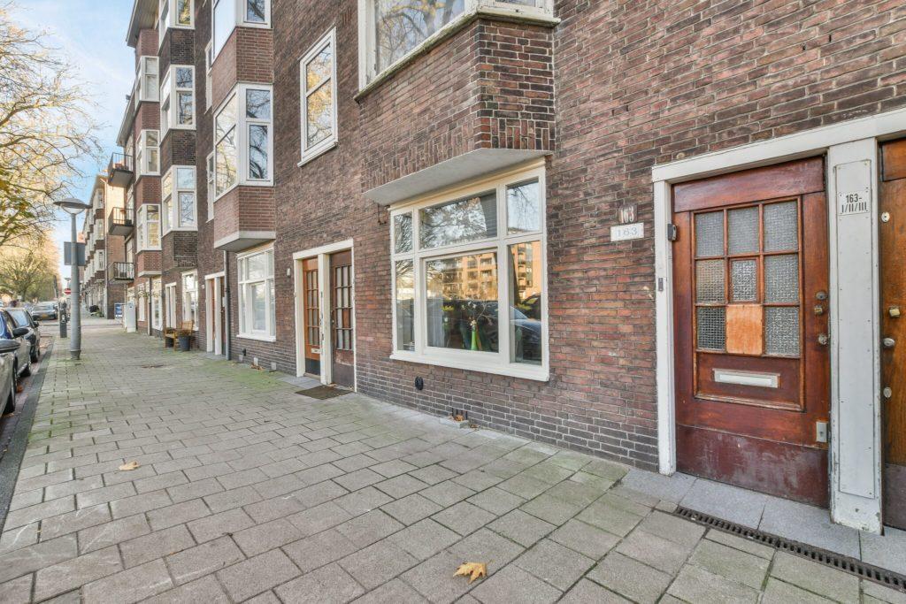 Amsterdam – Westlandgracht 163HS – Hoofdfoto