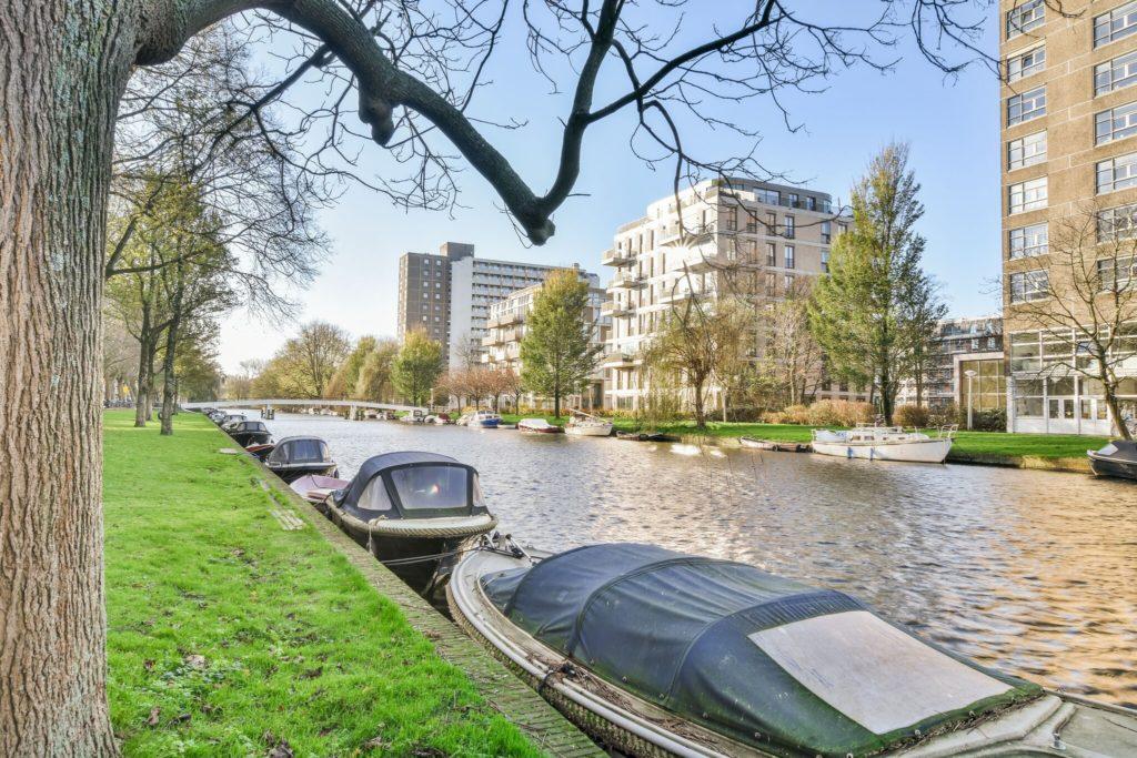 Amsterdam – Westlandgracht 163HS – Foto