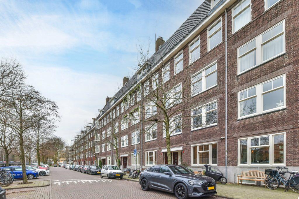 Amsterdam – Warmondstraat 71II – Hoofdfoto