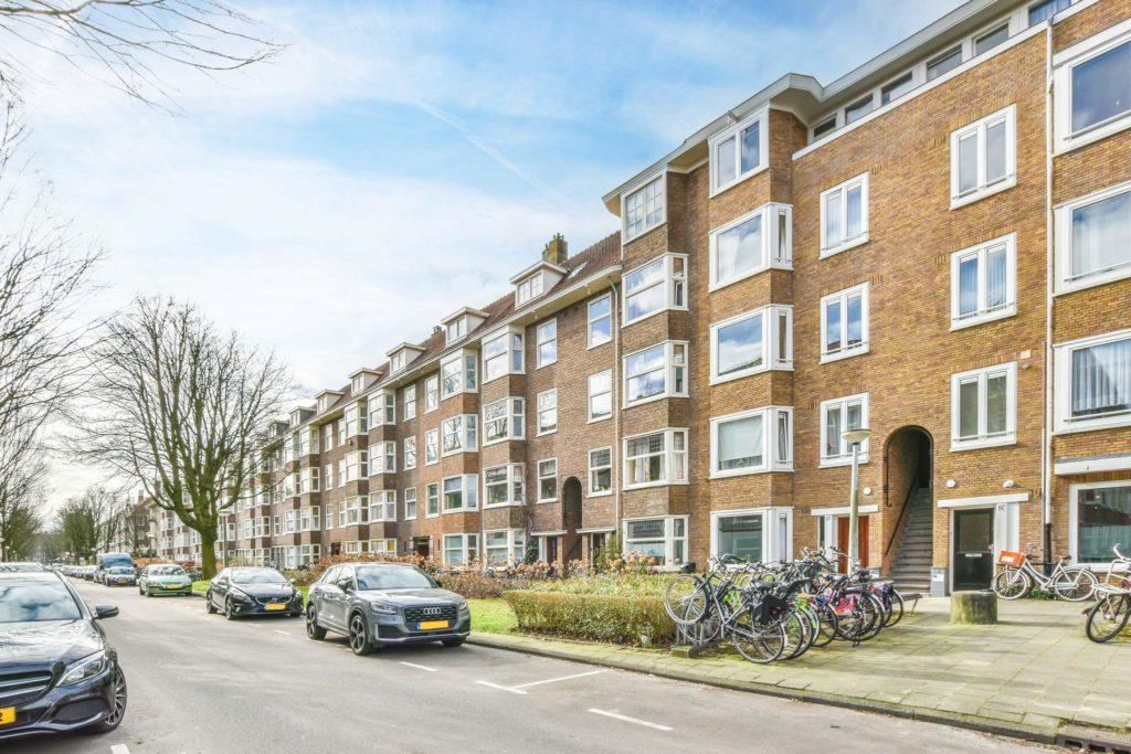 Amsterdam – Van Walbeeckstraat 103III – Hoofdfoto