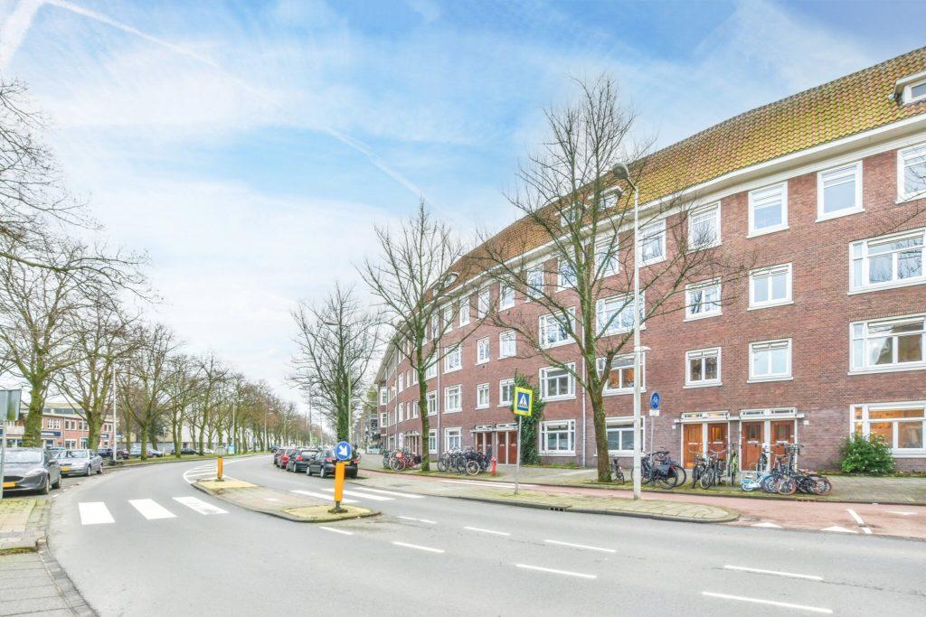 Amsterdam – Willem de Zwijgerlaan 353Huis – Foto