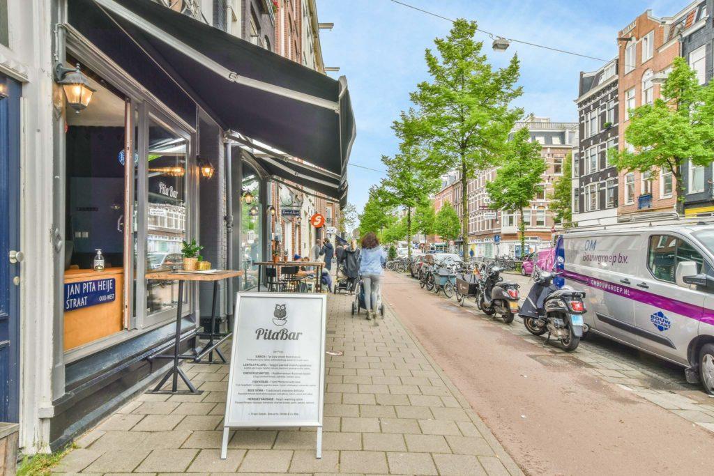 Amsterdam – Eerste Helmersstraat 178II – Foto 3
