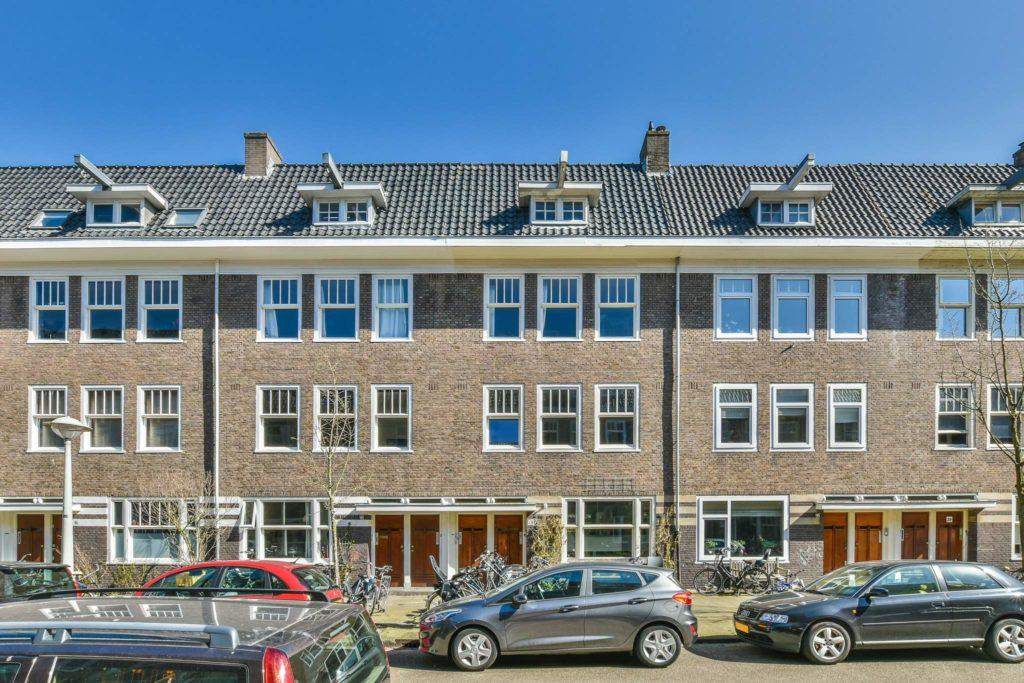 Amsterdam – Woubruggestraat 25I – Foto
