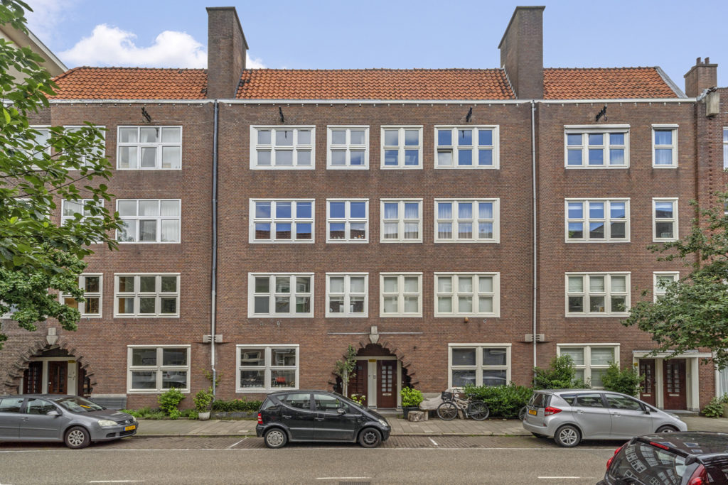 Amsterdam – Warmondstraat 191III – Foto