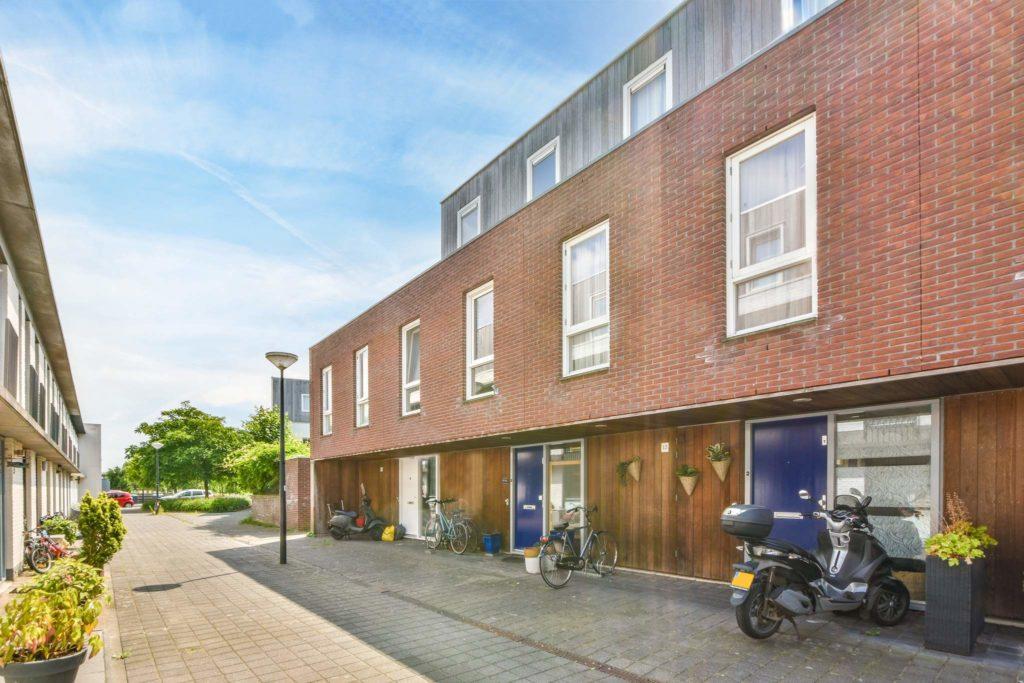 Amsterdam – Tjeukemeerhof 14 – Hoofdfoto